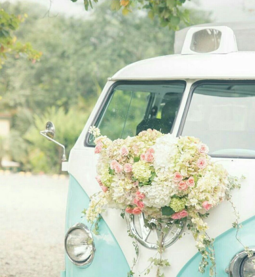 Romántico  (Para auto de bodas)